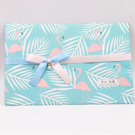 boxes and bows ribbon decoration